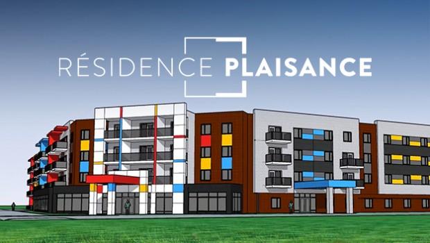 Résidence Plaisance annonce le départ du projet de construction